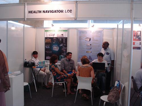 Health Navigator LLC in II International Symposium of Quantum Health and Quality of Life in BRAZIL